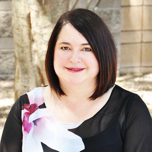 Primary Care Provider, Headshot Bio for Stephanie Flaherty, PA-C